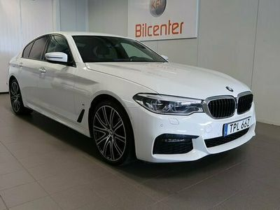 begagnad BMW 530 e xDrive såld iPerformance M-sport-Värmare-360-Navi 2020, Sedan Pris 424 900 kr