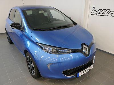 begagnad Renault Zoe 41 kWh Intens Batteriköp 109hk