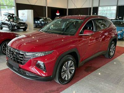 begagnad Hyundai Tucson 1.6T-GDi HEV 230hk 6AT 4WD Essential