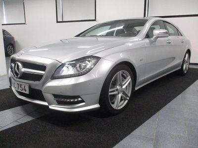 begagnad Mercedes 500 CLS-Klass7G Plus 408 hk AMG
