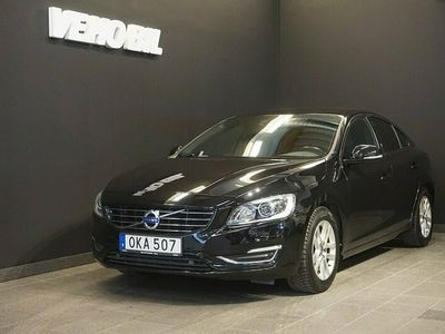 begagnad Volvo S60 D3 Geartronic Business Advanced Dynamic