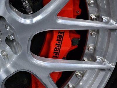 begagnad Ferrari F430 Novitec Rosso 700HK Specialbil!