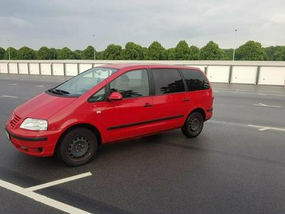 begagnad VW Sharan TDI