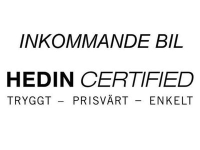 begagnad Audi A6 2.0 TDI 190hk Automat Sport Edition S-Line