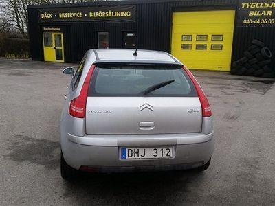 begagnad Citroën C4 2.0I