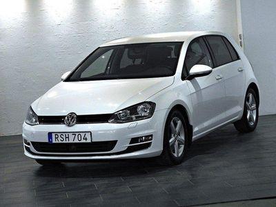 begagnad VW Golf 140hk / Highline Plus