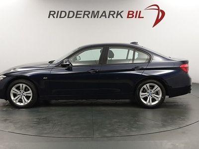 begagnad BMW 320 d xDrive Sedan Sport Line Drag HiFi