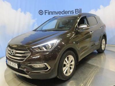 begagnad Hyundai Santa Fe 2.2D 4WD,v-hjul/kamera