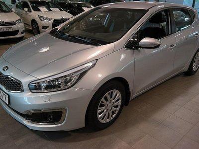 brugt Kia cee'd 1,6 CRDI ECO ADVANCE 2017, Halvkombi 164 900 kr