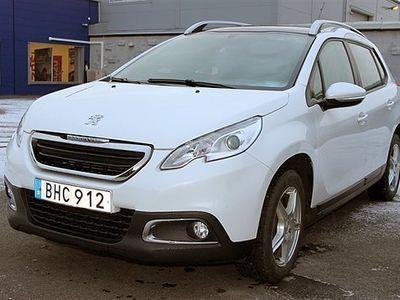gebraucht Peugeot 2008 1.6 e-HDi 92 hk / Sky Pack