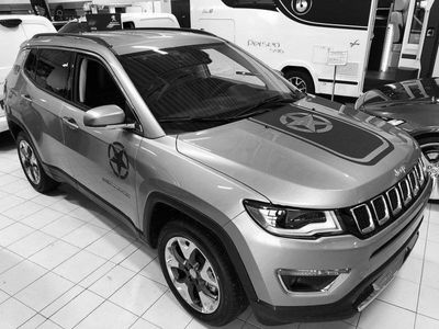 begagnad Jeep Compass 1.4 4WD Limited Automat 170hk