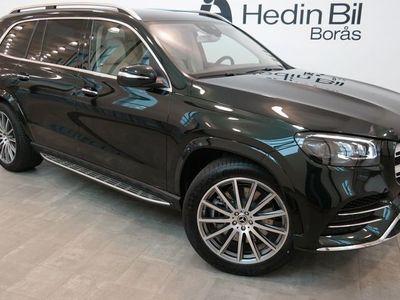 begagnad Mercedes GLS350 D 4MATIC // AMG // Bränslevärmare// Premium plus pkt // Panorama // 7-sits //