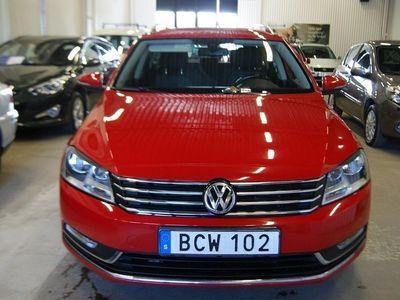 begagnad VW Passat 2.0 TDI BlueMotion 4Motion -14