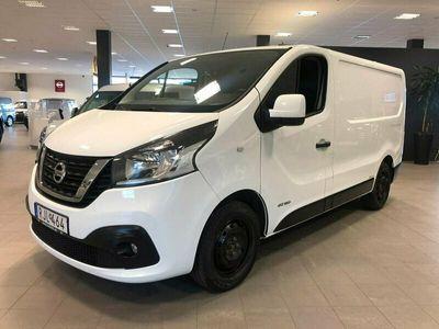 begagnad Nissan NV300 L1H1 Skåp Comfort 2017, Transportbil Pris 168 625 kr