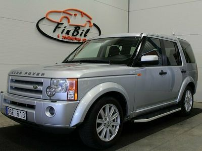 begagnad Land Rover Discovery 2.7 TDV6 4WD,OBS 7000 MIL, HSE 7-sits 190hk,