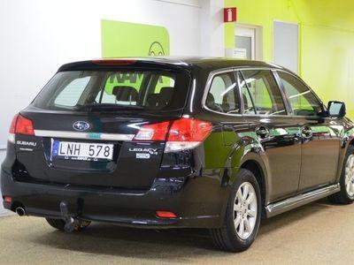 begagnad Subaru Legacy 2.0D AWD Drag Nybesiktad
