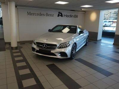 begagnad Mercedes C200 C Cabriolet // AMG LINE //