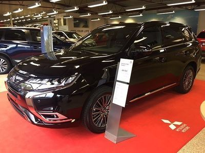 brugt Mitsubishi Outlander P-HEV 2.4 Hybrid 4WD S-Edition