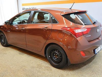 gebraucht Hyundai i30 1,6CRDI 110hk Business
