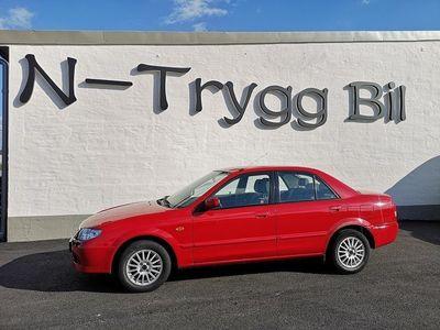 begagnad Mazda 323 NYBES NYSERV 7000 MIL !