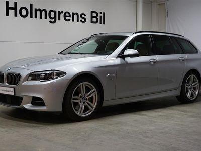 begagnad BMW 530 d xDrive Touring M-Sport Panorama Hk