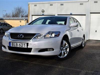 brugt Lexus GS450H 3.5 V6 CVT 345hk