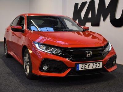 begagnad Honda Civic 5-dörrar   1.0   Manuell   129hk