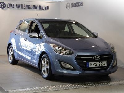 begagnad Hyundai i30 5d 1,6 Diesel ComfortEco (110hk)