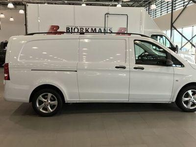 begagnad Mercedes Vito 119 CDI EXTRA LÅNG EDITION1 4WD