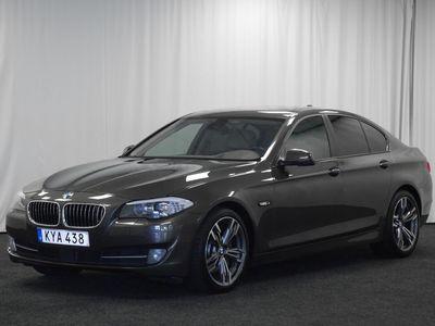 begagnad BMW 530 d Sedan F10 245hk