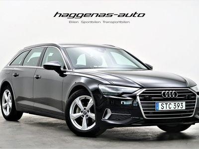 begagnad Audi A6 40 TDI Avant / S-Tronic / Drag