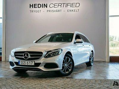 begagnad Mercedes C220 - Benzd 4MATIC / / Dragkrok / /