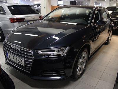 begagnad Audi A4 Avant TDI 150HK SPORT S-TRONIC Drag,Värmare