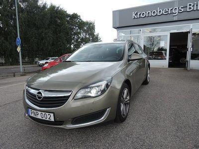 begagnad Opel Insignia Business 2,0CDTi 170hk Automat