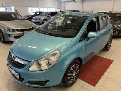 begagnad Opel Corsa 1.2 ecoFLEX Aut Motorvärmare -10