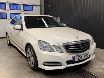 begagnad Mercedes E200 NGT BlueEFFICIENCY 163hk