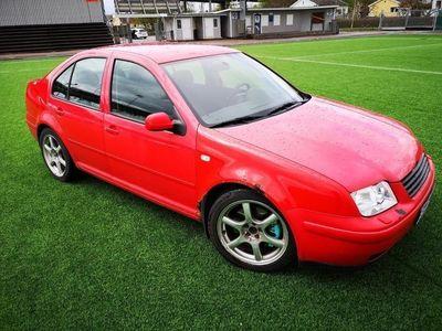 begagnad VW Bora V6 4motion