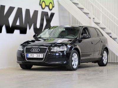 begagnad Audi A3 2.0 TDI AUX Fullservad Nybesiktad