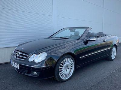 begagnad Mercedes CLK320 CDI Cabriolet 224hk