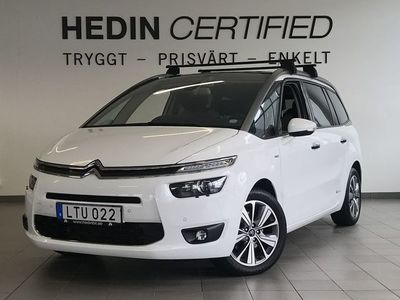 begagnad Citroën Grand C4 Picasso 2.0 HDi EAT, 150HK