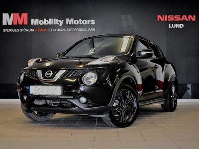 begagnad Nissan Juke 1.6 X-Tronic N-Vision | Fynd