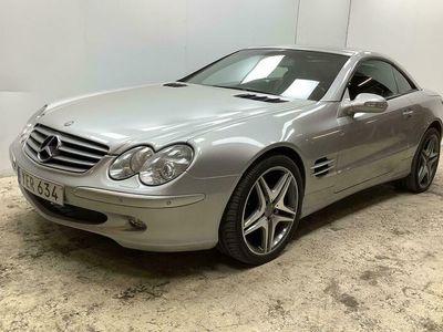 begagnad Mercedes SL500 R230