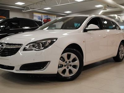 begagnad Opel Insignia Business ST 1.6T 170hk AT6 Limited