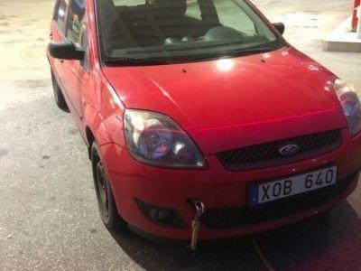 begagnad Ford Fiesta 1,4 diesel -08