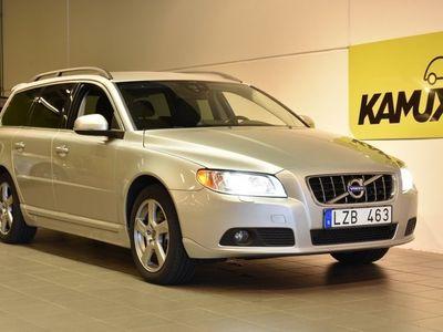 begagnad Volvo V70 2.5 FT Bi-Fuel 231hk Aut Momentum