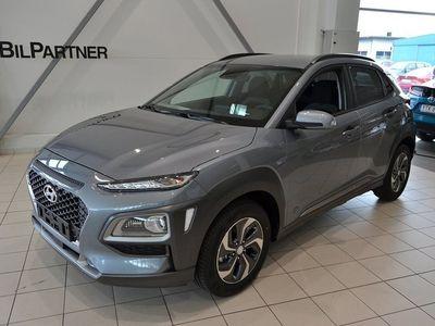begagnad Hyundai Kona 1.6 Hybrid LIFE 105HK+43HK EL