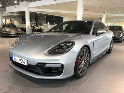 second-hand Porsche Panamera GTS -19