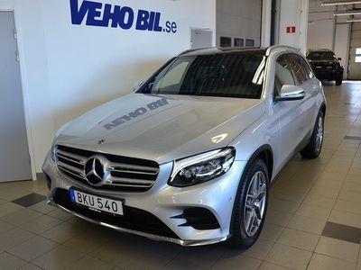 begagnad Mercedes GLC220 d 4Matic, AMG Line, Vär -19