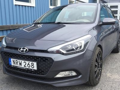 brugt Hyundai i20 1.4 (100hk)
