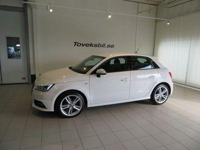 used Audi A1 Sportback 1.0